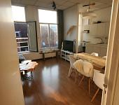Licht appartement in het centrum van Leiden